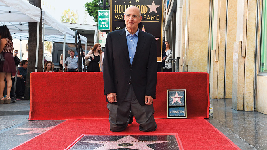 Jeffrey Tambor honored with a star - The Hollywood Walk Of Fame -August 8, 2017-Getty-H 2017