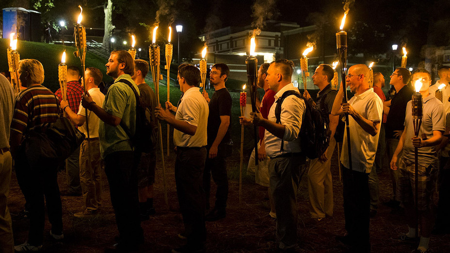 White Supremacists - University of Virginia Campus  August 11, 2017-Getty-ONE TIME USE ONLY-H 2017