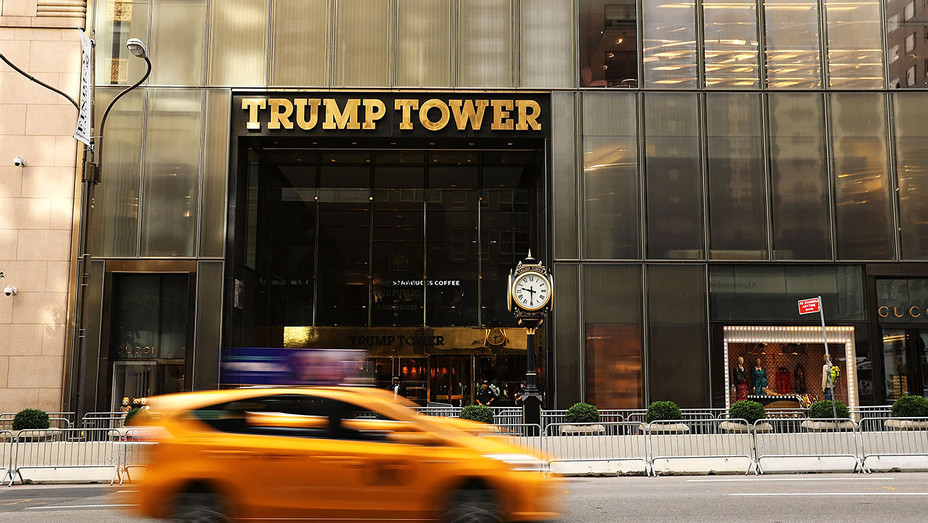 Trump Tower on 5th Avenue in New York  -August 14, 2017 - Getty-H 2017
