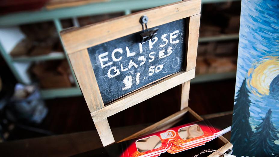 Eclipse Glasses - Getty - H 2017