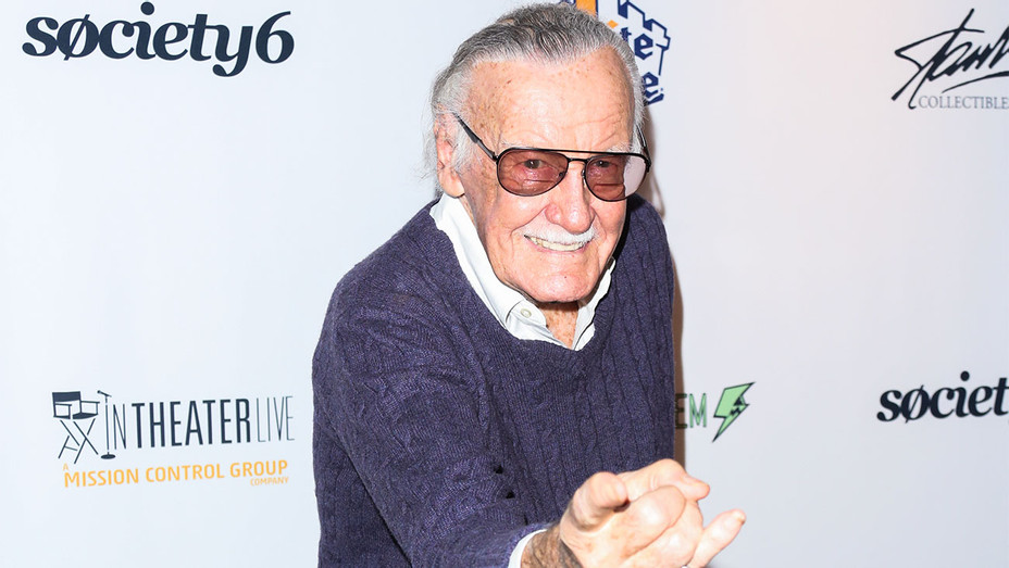 Stan Lee: Extaordinary Stan Lee - Getty - H 2017