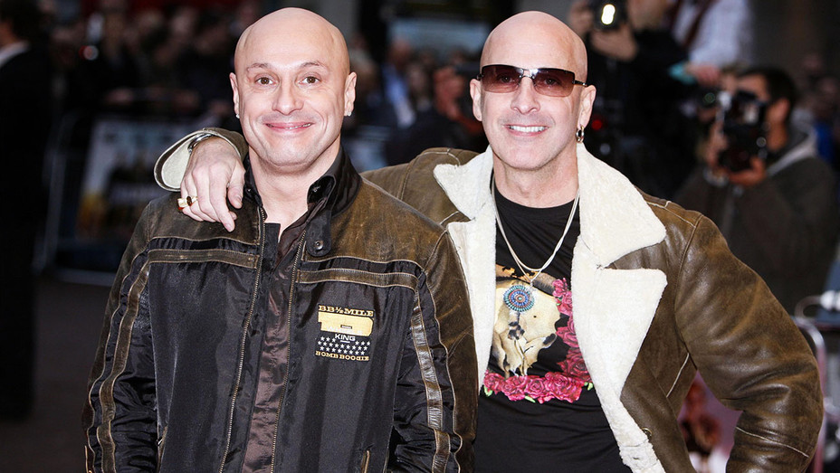 Right Said Fred - 2007 Wild Hogs London Premiere - Getty - H 2017