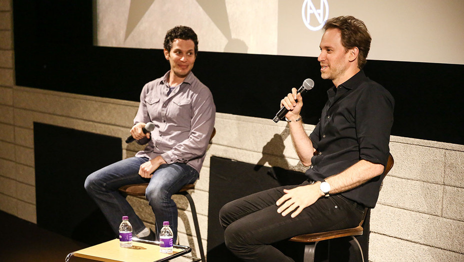 Hamilton Conversation with Thomas Kail and David Korins - Publicity - H 2017