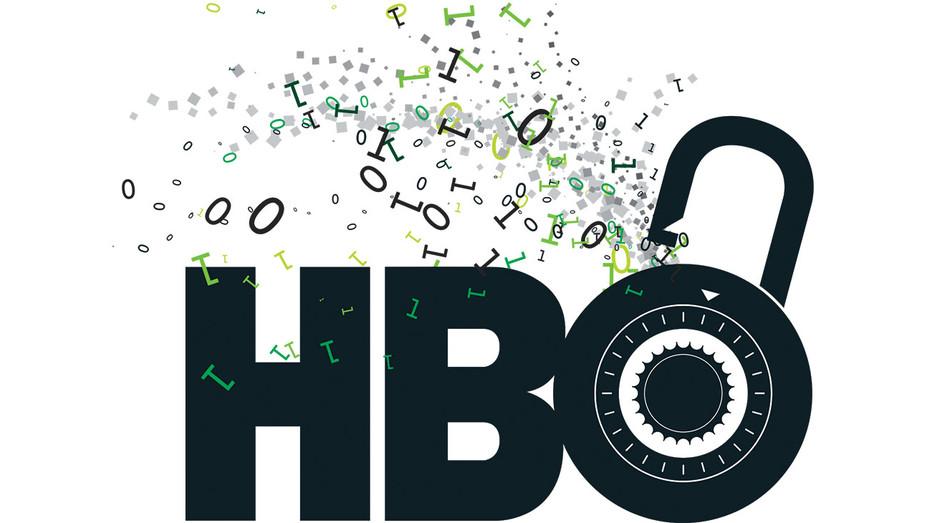 HBO Lock Logo - H 2017