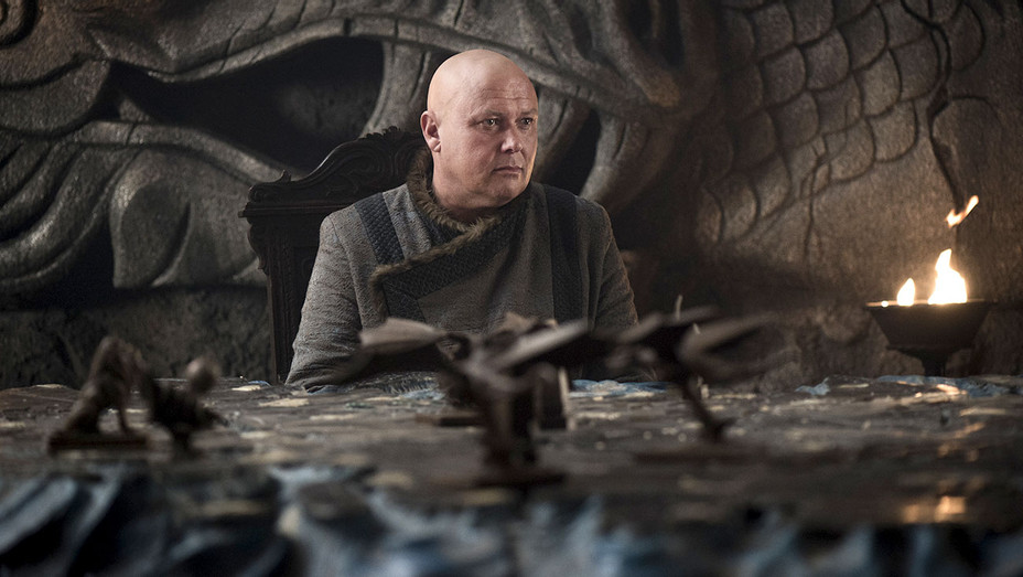 GAME OF THRONES SEASON 7 - EPISODE 5 - Conleth Hill- Publicity - H 2017
