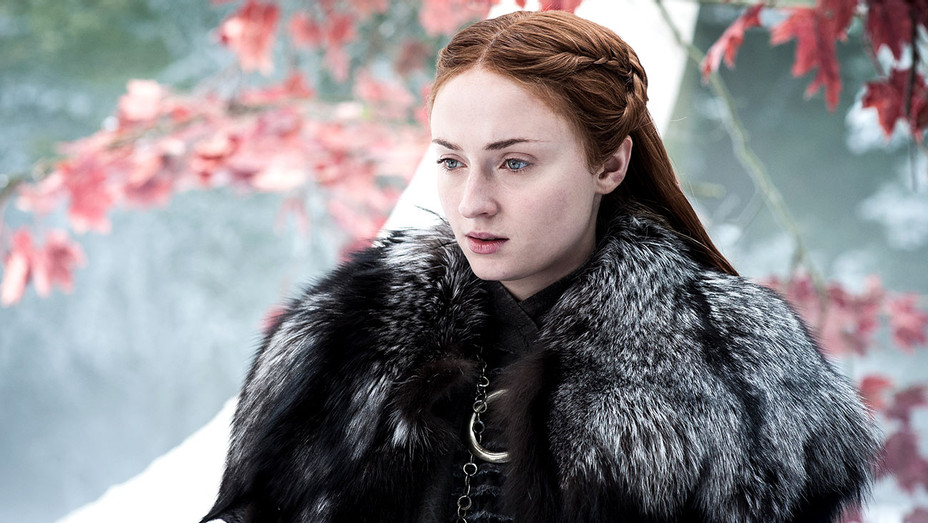 GAME OF THRONES SEASON 7 - EPISODE 4 - Sophie Turner - Publicity - H 2017