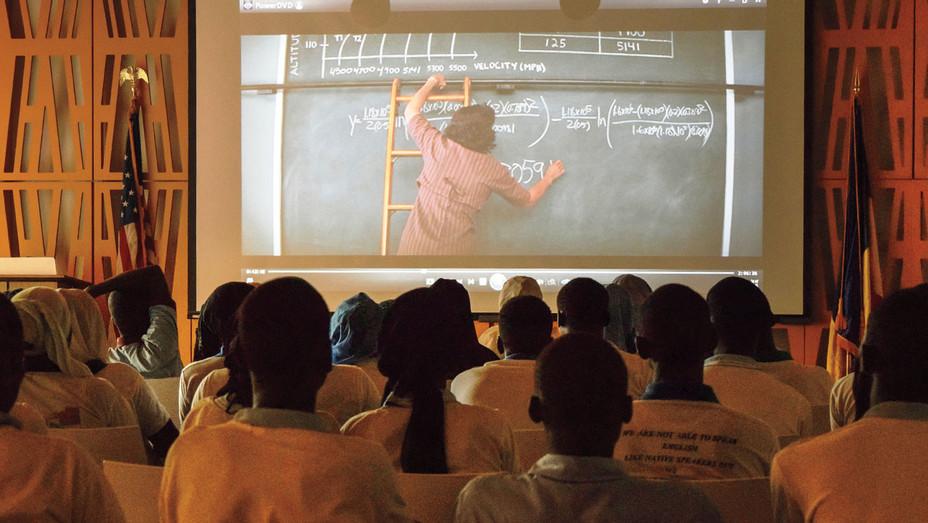 Hidden Figures Student Screening - Publicity - H 2017