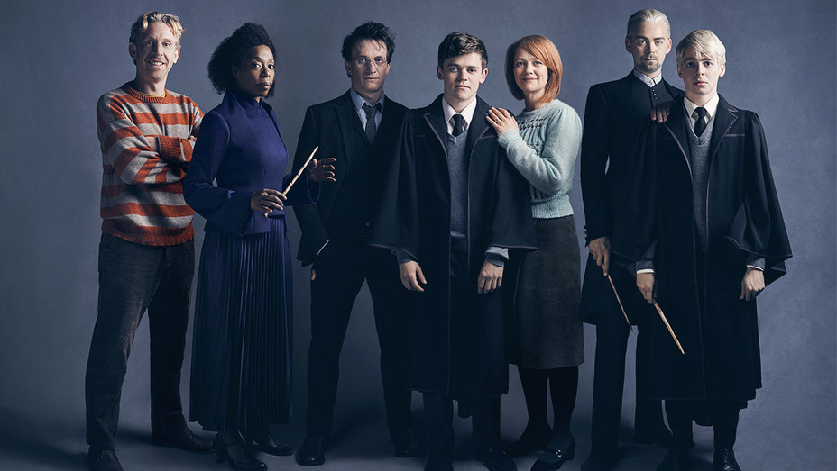 Harry Potter and the Cursed Child Cast - Publicity - H 2017