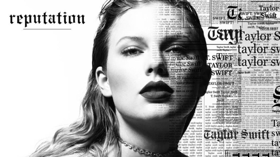 Instagram - Taylor Swift Reputation Album Art - Screenshot - H 2017