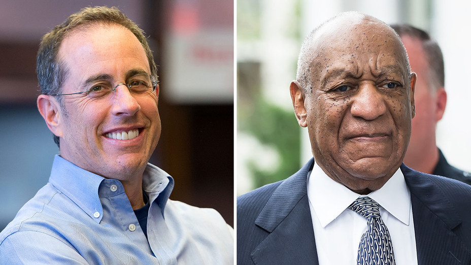 Jerry seinfeld and bill cosby_Split - Getty - H 2017