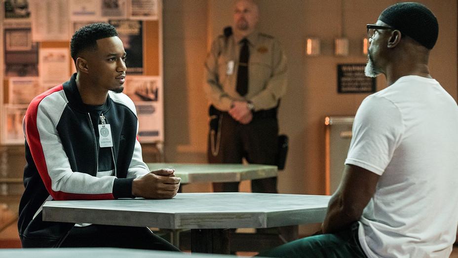 Survivor's Remorse Still Jessie T. Usher and Isaiah Washington Season 4 - Publicity - H 2017