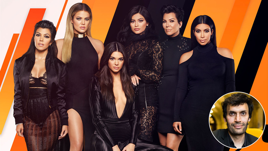 Kardashian Family and Jeetendr Sehdev - Inset - Getty - H 2017