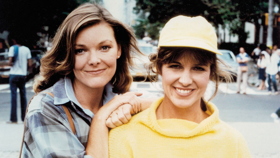 Kate and Allie Still 1984 Jane Curtain and Susan Saint James - Photofest - H 2017