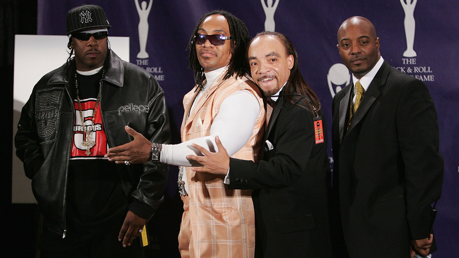 Kidd Creole and Furious Five - H Getty 2017