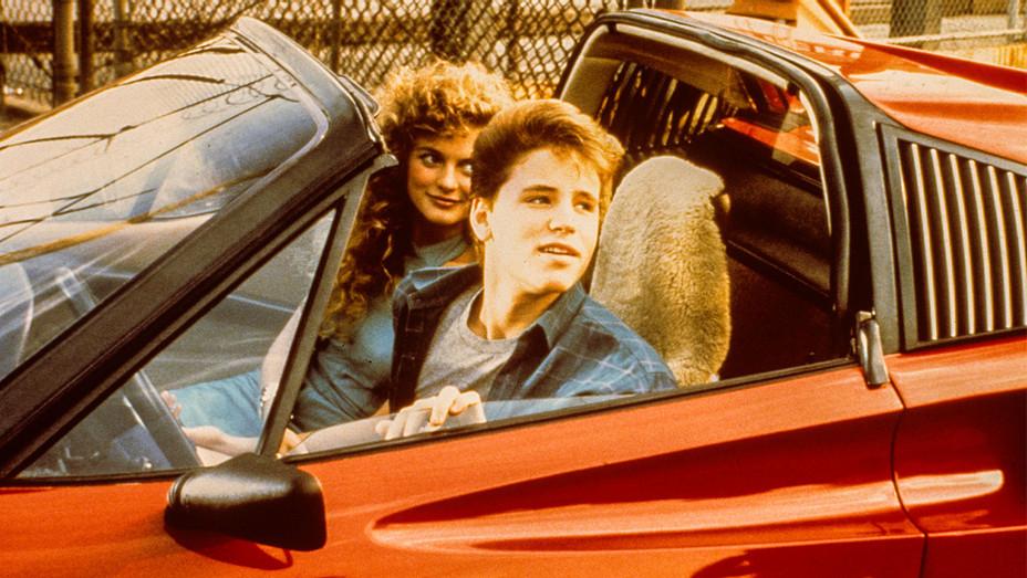 License to Drive Still 1988 Heather Graham and Corey Haim - Photofest - H 2017