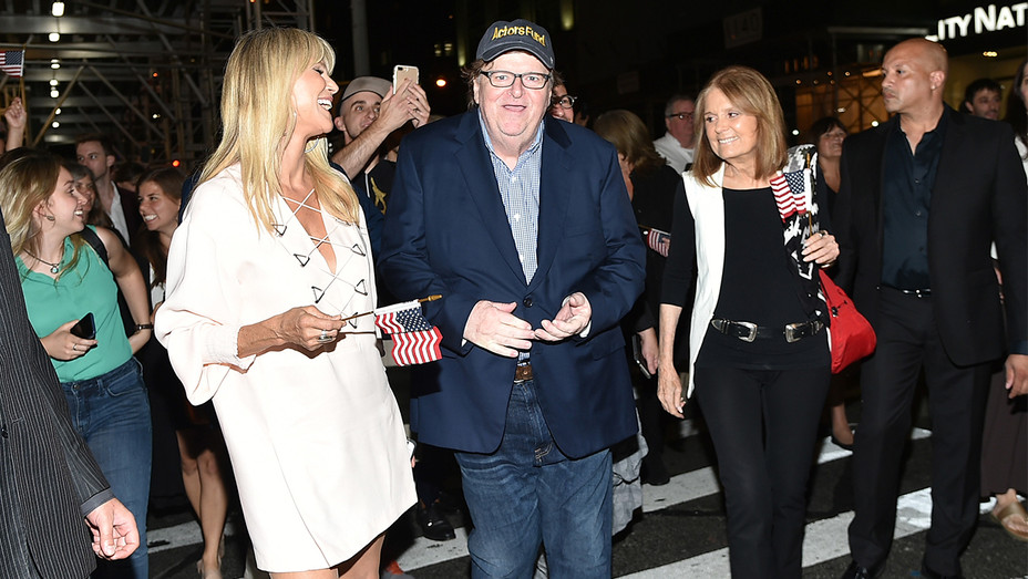 Michael Moore Broadway Opening Getty H 2017