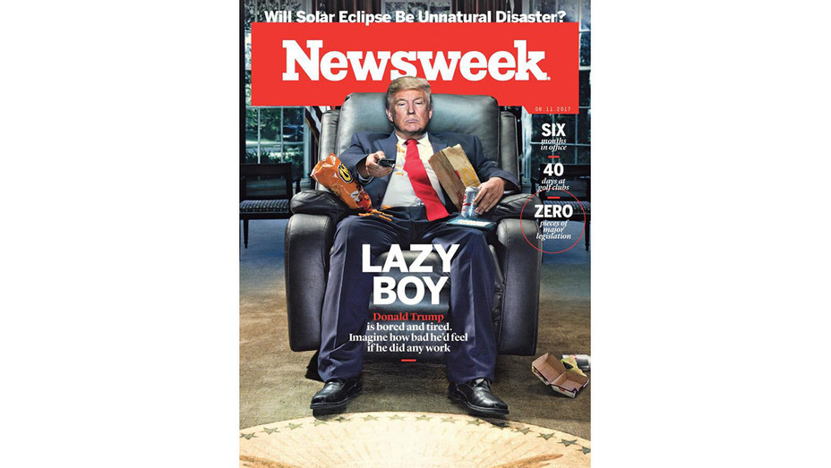 Newsweek_Trump_August 2017_Cover - Publicity - H 2017