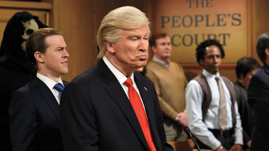 Saturday Night Live Still Alec Baldwin Episode 1718 - Publicity - H 2017