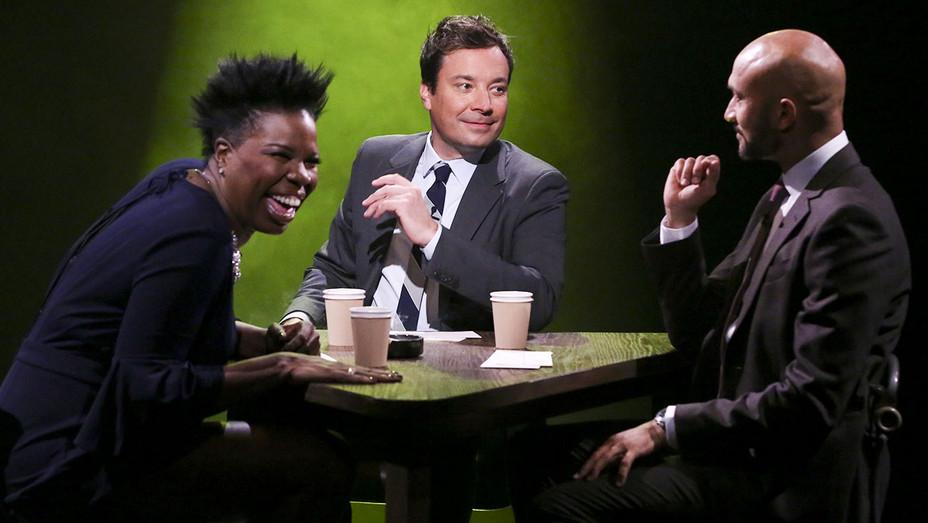 The Tonight Show Starring Jimmy Fallon Still Leslie Jones and Keegan Michael Key - Publicity - H 2017