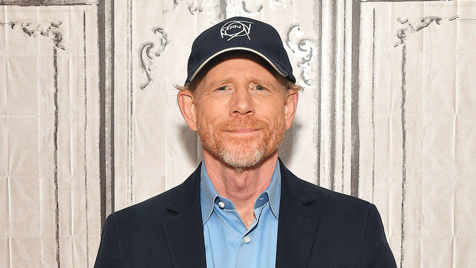 Ron Howard_ - Getty - H 2017