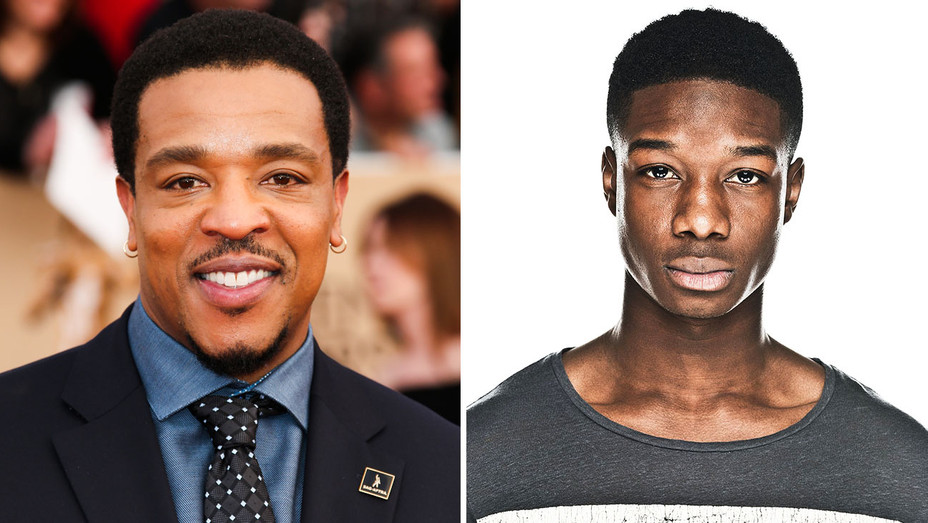 Russell Hornsby and Lamar Johnson - Split - Getty - H 2017