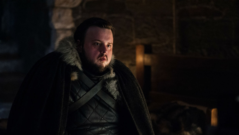 'Game of Thrones' S07E07 Samwell Tarly - Still - H 2017
