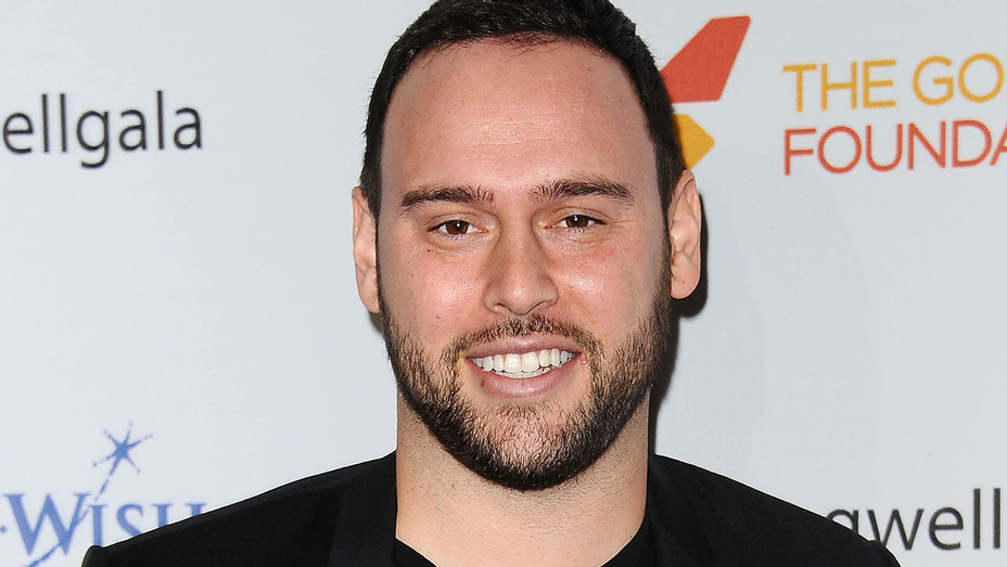 Scooter Braun - Getty - H 2017