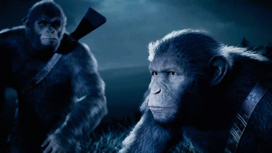 Planet of the Apes: Last Frontier Trailer - Screenshot - H 2017