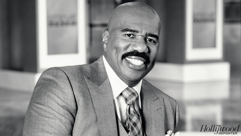Steve Harvey Unleashed: A New Show, His Private Trump Sit-Down and That Infamous Leaked Memo