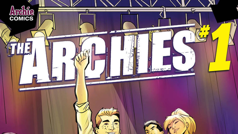 The Archies #1 Cover - Publicity - P 2017