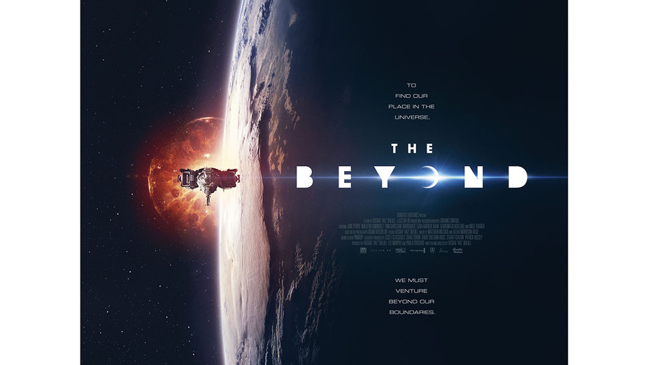 The Beyond_Poster_Key Art - Publicity - H 2017