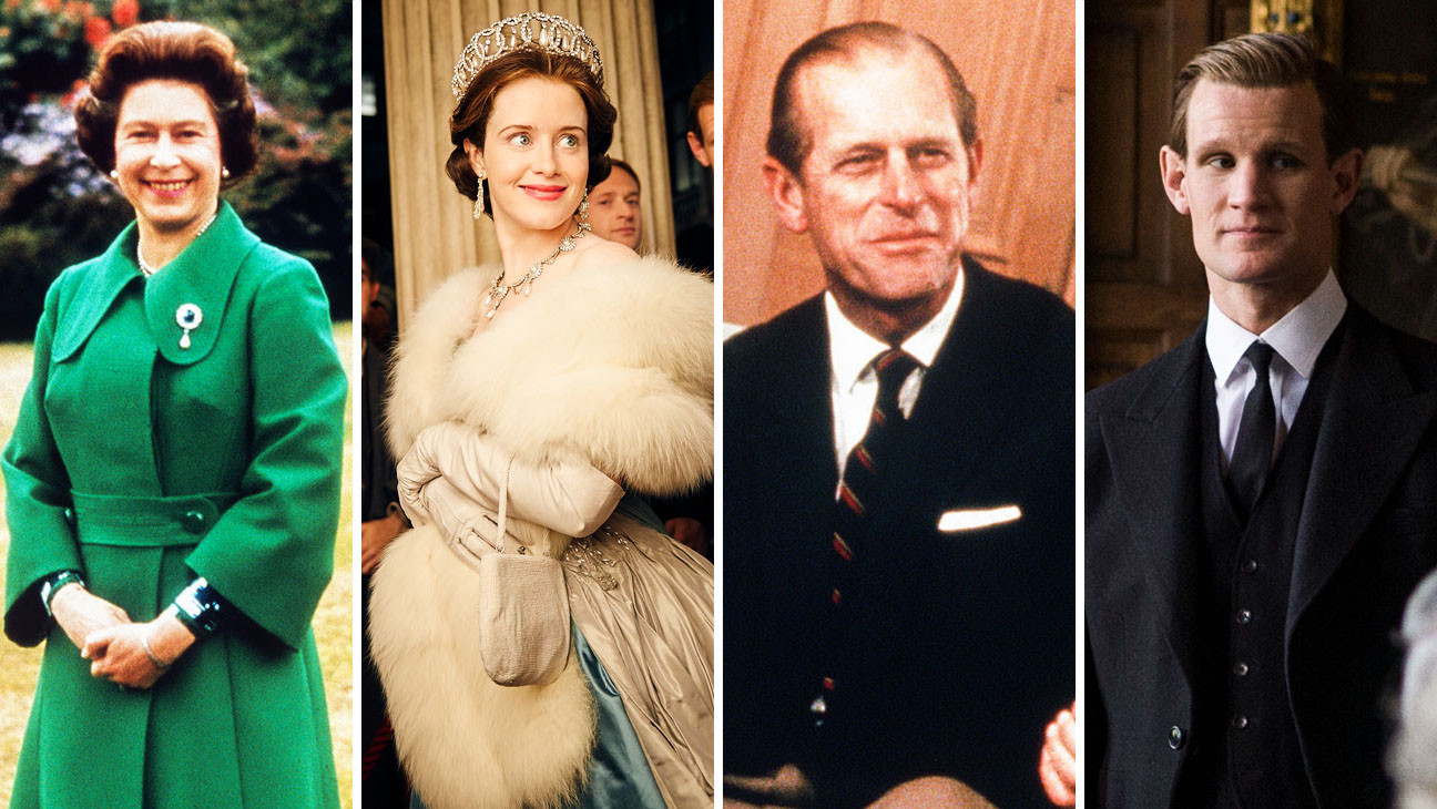 The Crown 12 Of The Show S Stars And Their Real Life Inspirations Hollywood Reporter