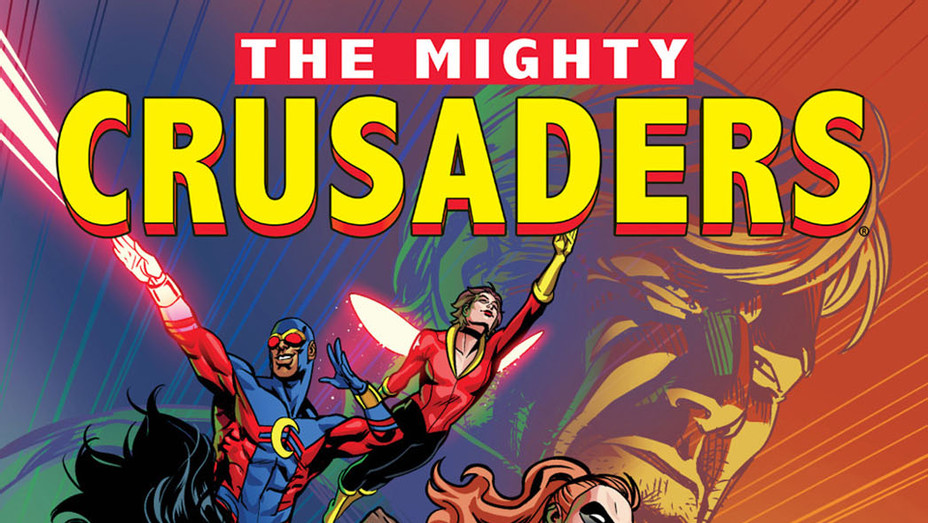 The_Mighty_Crusaders_Cover - Publicity - P 2017
