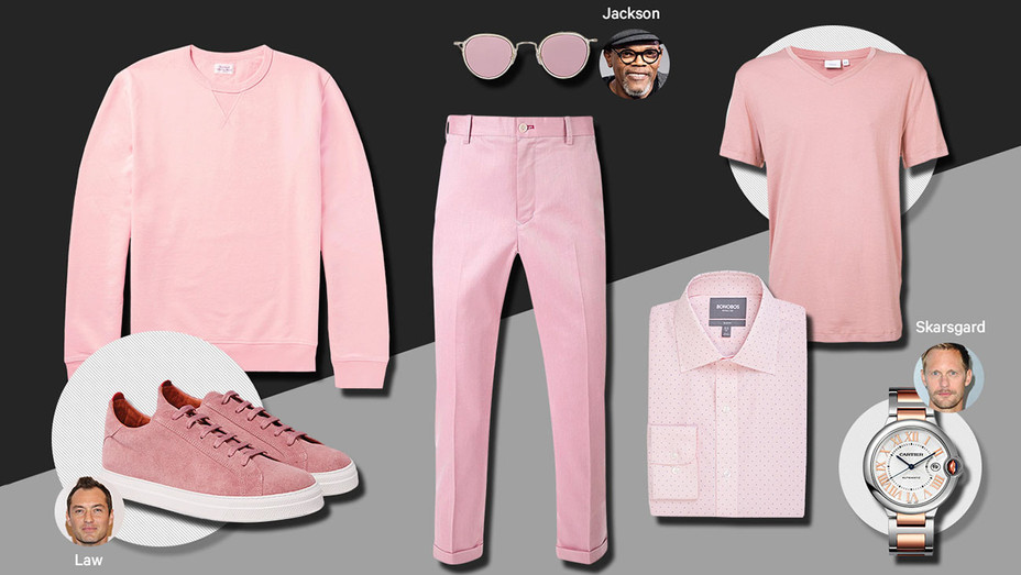 Millenial Pink Style Opener - Photo Illustration - Getty - H 2017