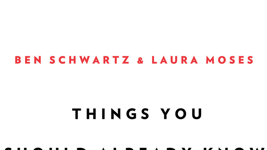 Things You Should Already Know About Dating, You F*cking Idiot Cover - Publicity - P 2017