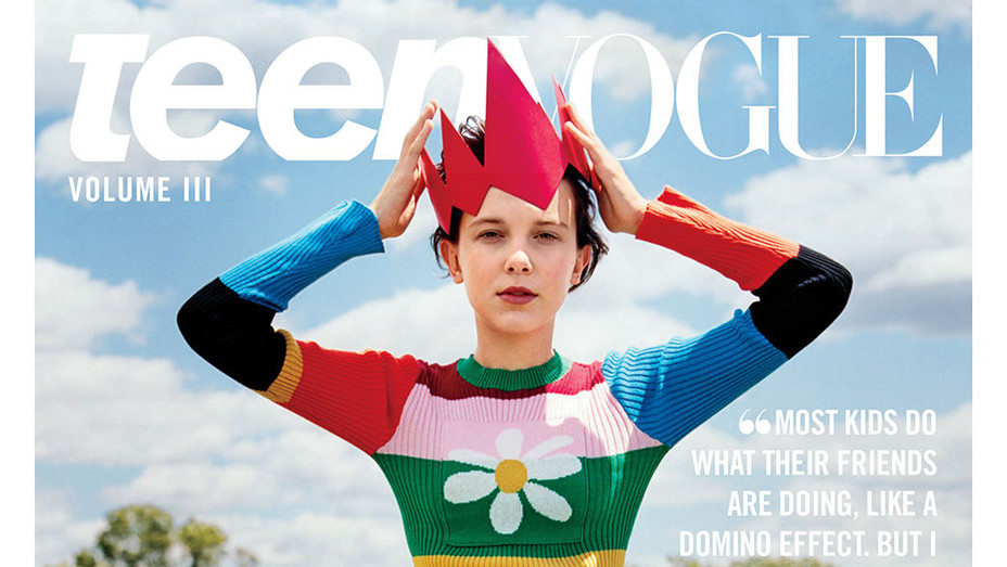 Teen Vogue Vol III: Icons Millie Bobby Brown Cover - Publicity - P 2017