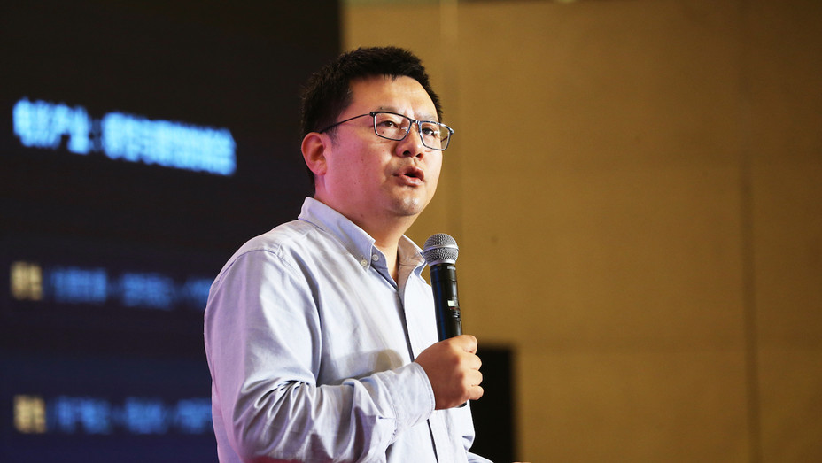 Alibaba Pictures CEO Fan Luyuan - H 2017