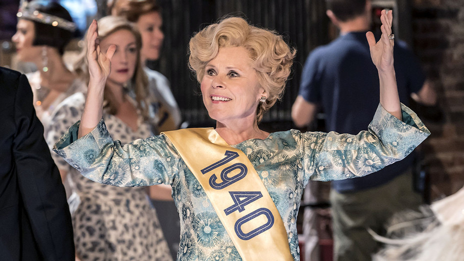 FOLLIES at the National Theatre -Imelda Staunton - Publicity -H 2017