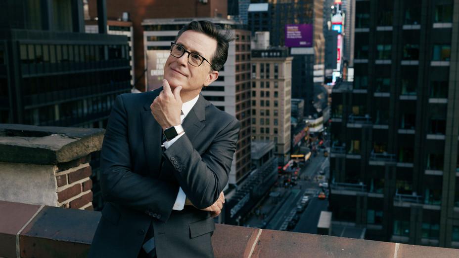 Stephen Colbert Magazine NY Issue - Staff - H 2017