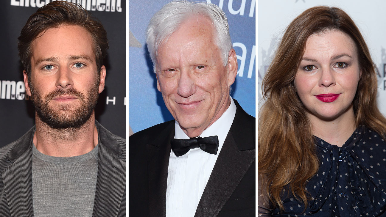 James Woods Responds to Armie Hammer, Amber Tamblyn Following ...