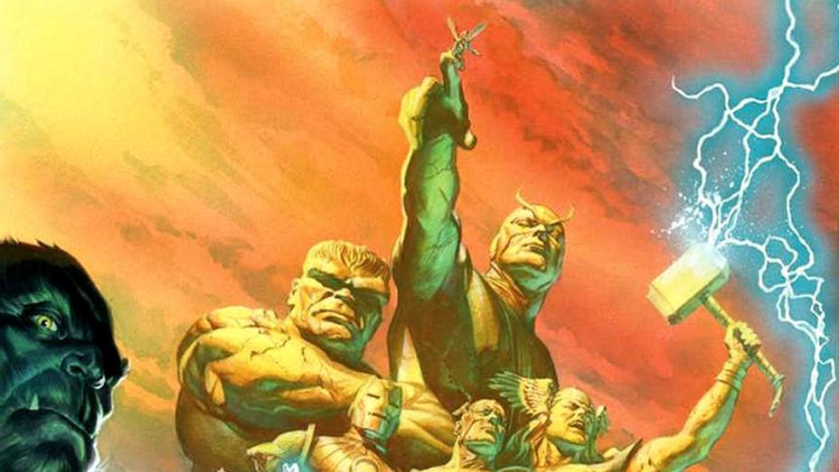 Avengers No Surrender -Marvel Entertainment - Publicity -P 2017