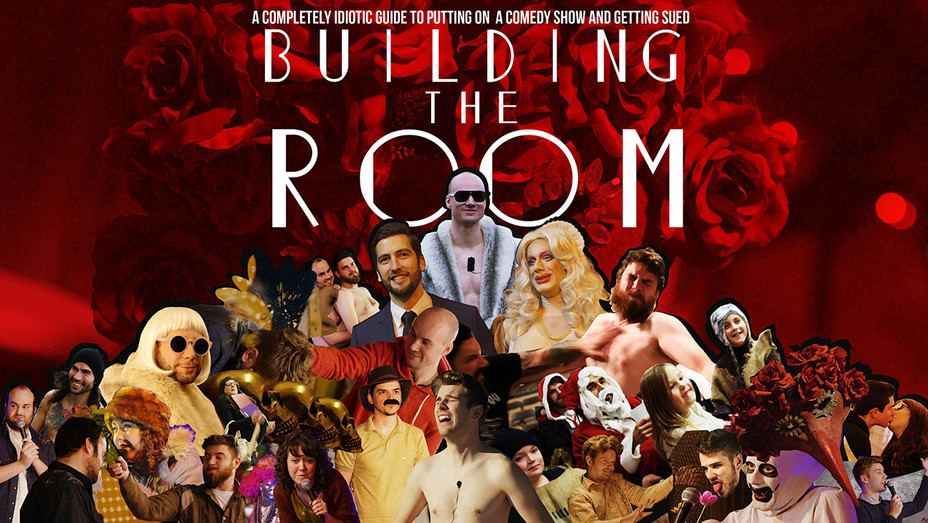 Building the Room Poster - Publicity - H 2017