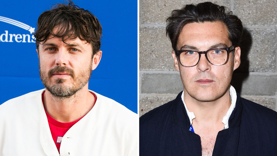 Casey Affleck and Joe Wright - Split - Getty - H 2017