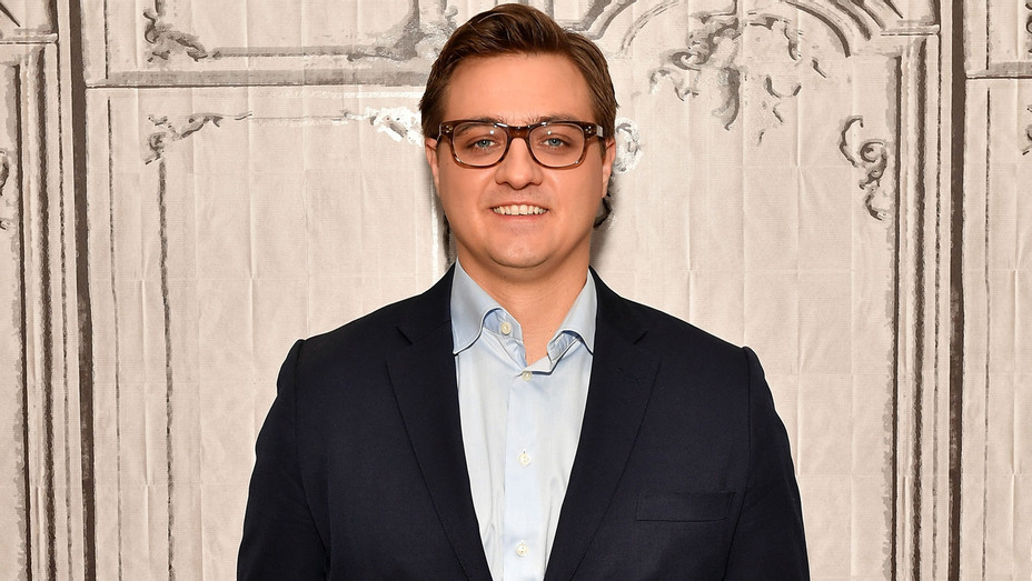 Chris Hayes - Getty - H 2017