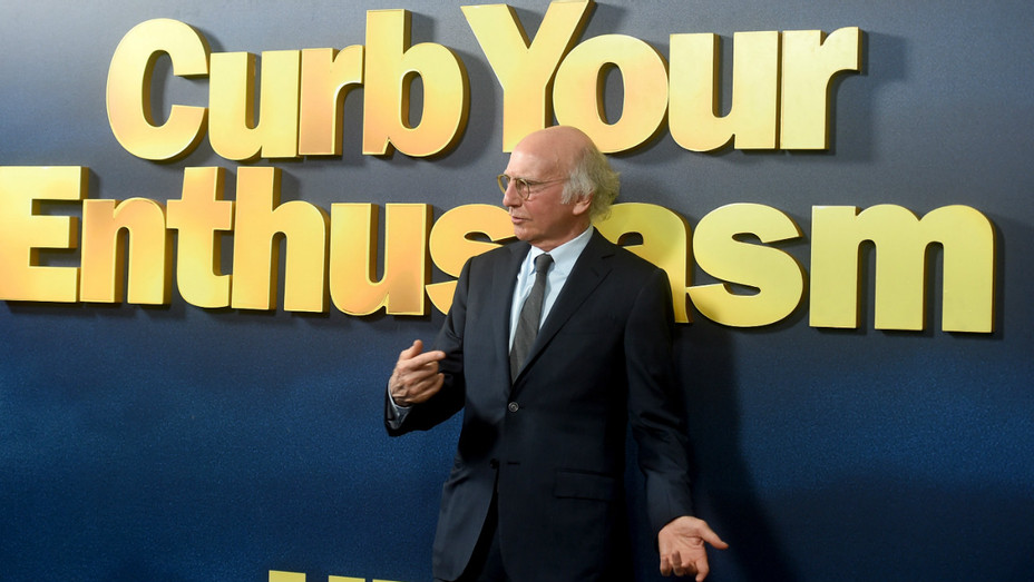 Curb Larry David season nine premiere - H