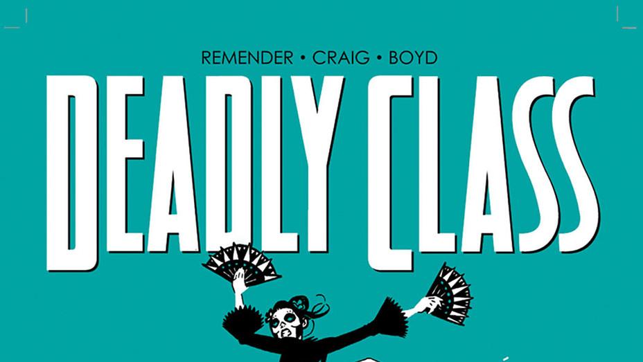 Deadly Class Vol 6_Cover - Publicity - P 2017