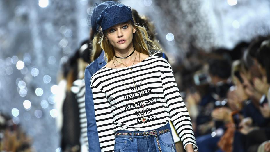 Dior Runway Paris SS18 - Getty - H 2017