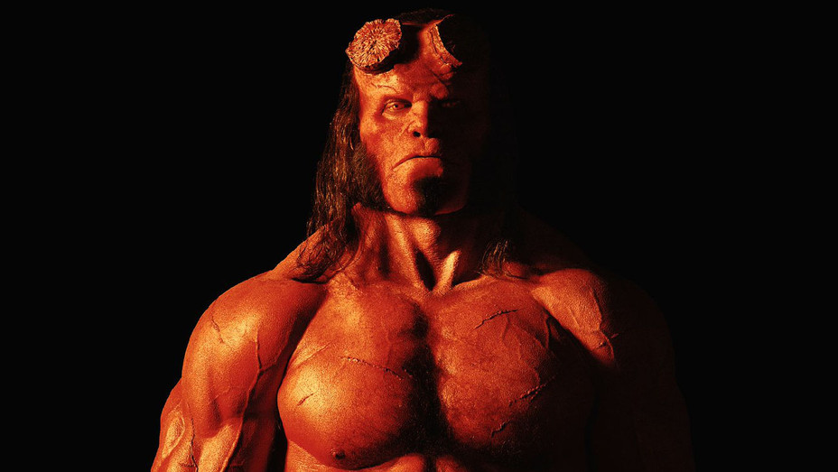 Hellboy 2018 Movie First Look - Publicity - H 2017