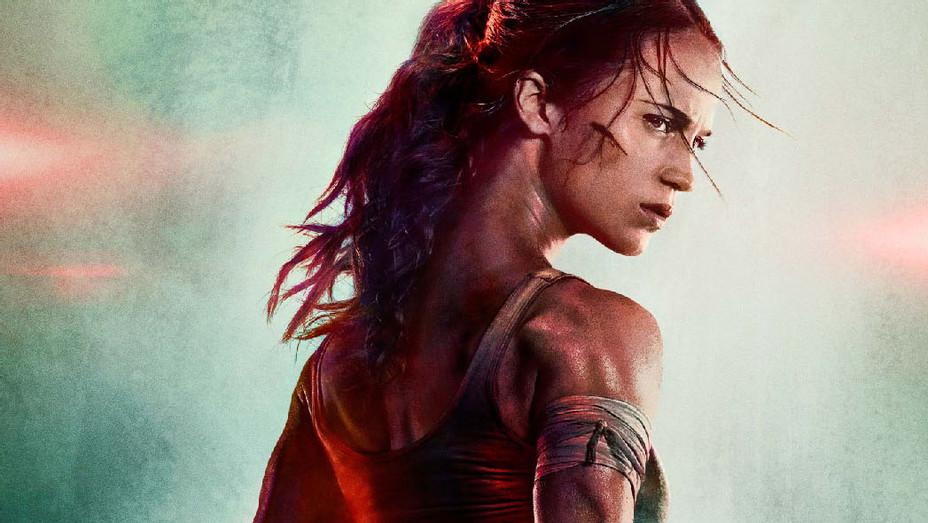 Tom Raider Poster Alicia Vikander - Publicity - P 2017