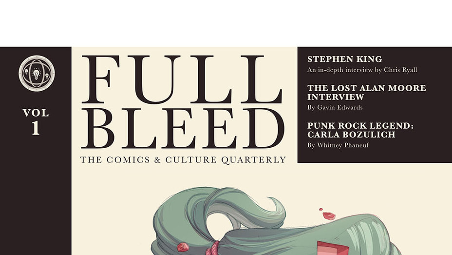 Full Bleed Cover - Publicity - P 2017